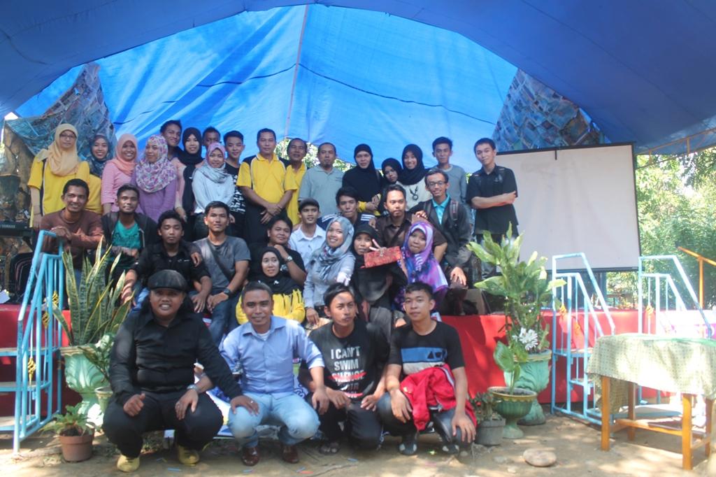 foto bersama alumni Sman 1 Bone-Bone