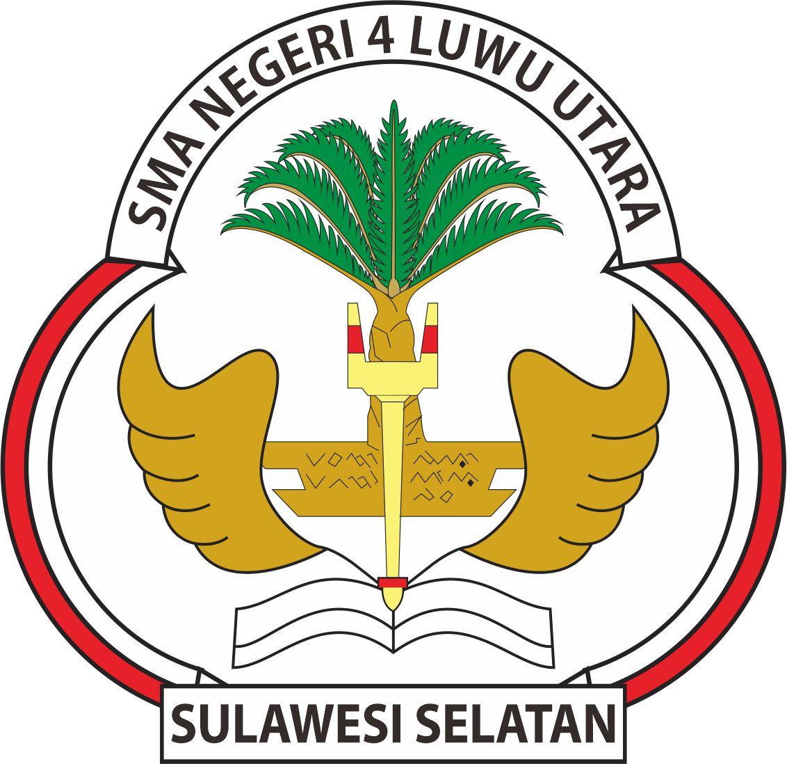Logo Sman 4 Luwu Utara Official Site Sma Negeri 4 Luwu Utara